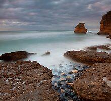 Pre-dawn at Steppe Beach by DJBPhoto