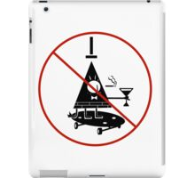 Coolest Bill BANNED iPad Case/Skin