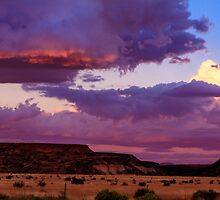 New Mexico Sunset by bengraham