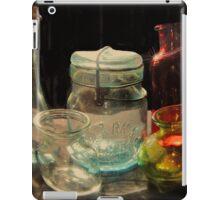 Glassware Mix iPad Case/Skin