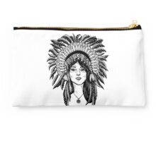 Native American Beauty Studio Pouch