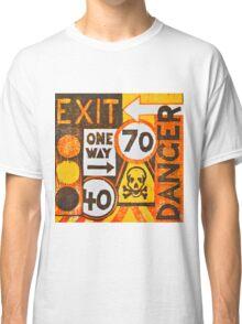 Sign Board Classic T-Shirt