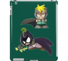 Mysterion and Professor Chaos iPad Case/Skin