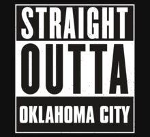 Straight outta Oklahoma City! by tsekbek