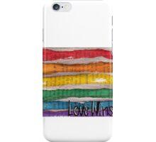 #Love Wins iPhone Case/Skin