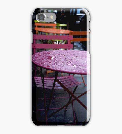 Wet Sunday iPhone Case/Skin