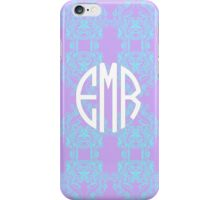 Monogram iPhone Case/Skin