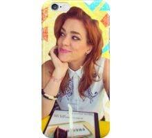 Mia Von Glitz Geo Pattern iPhone Case/Skin