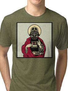 Father Vader Tri-blend T-Shirt