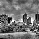 Melbourne Weather by Alex Stojan