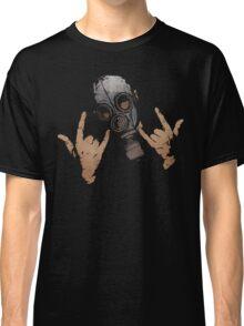Devil Horns (Colour Version) Classic T-Shirt