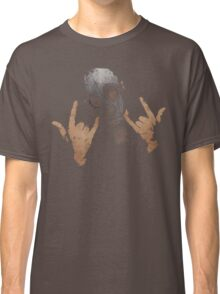 Devil Horns (Colour Version) Classic T-Shirt