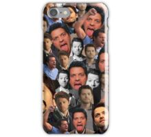 Misha Collins iPhone Case/Skin