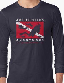 Aquaholics Anonymous  Long Sleeve T-Shirt