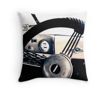 Sweet Drive....... Throw Pillow