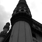 Pillars Of Pride - Charminar,Hyderabad,India by Rahul Ravi