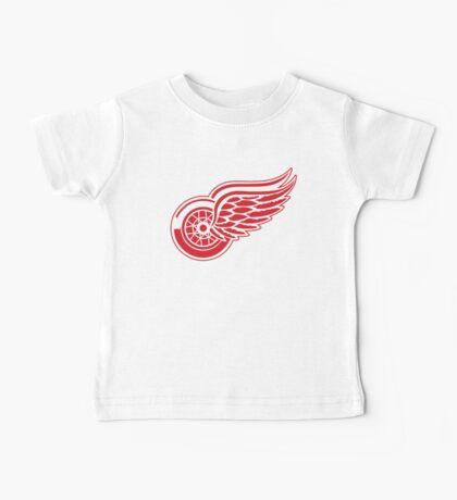 Detroit Red Wings Baby Tee