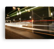 bus-stop Canvas Print