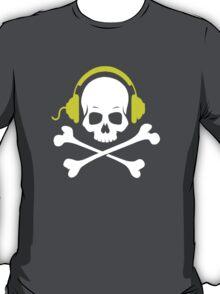 dj skull T-Shirt