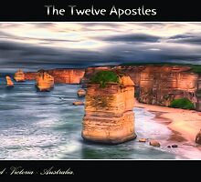 The Twelve Apostles by Shannon Rogers