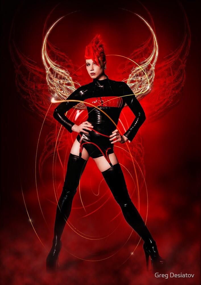 Dark Angel II UPDATED by Greg Desiatov