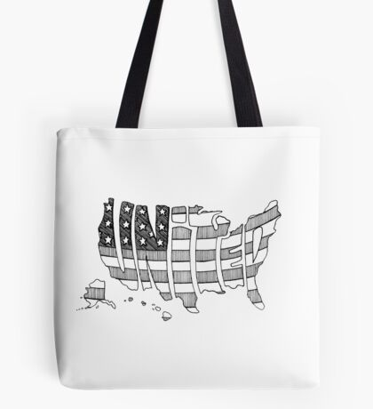 We Are United Tote Bag