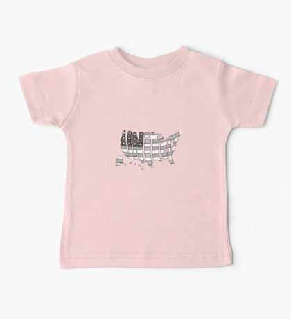 We Are United Baby Tee