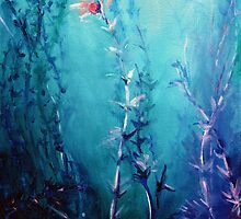 Seabed by Genevieve  Cseh