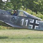 Focke Wolf FW-190 by Robert Burdick