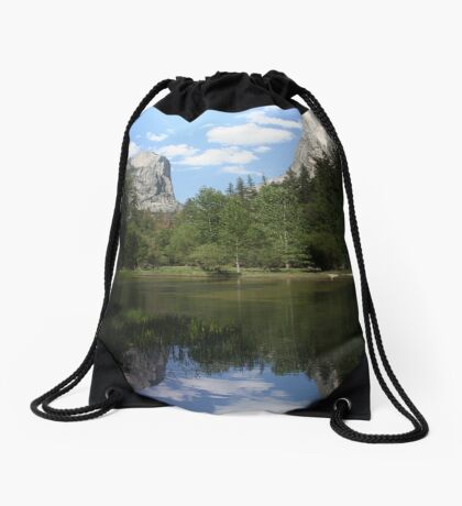Mirror Lake Drawstring Bag
