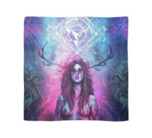 Blossoming Universe Scarf