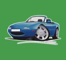 Mazda MX5 (Mk1) Blue Baby Tee