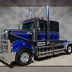 Heavy Haulage Australia Kenworth by Keith Hawley