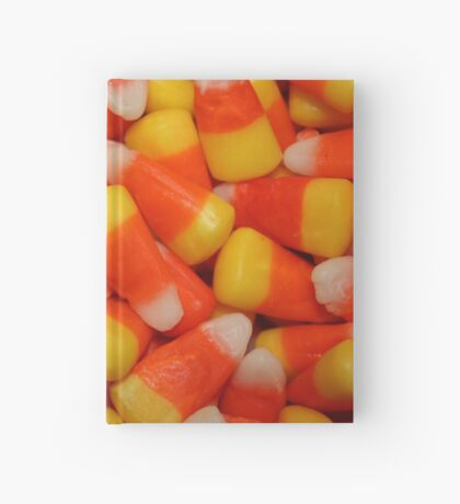 Candy Corn Hardcover Journal