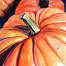 Pumpkin Patch by Genevieve  Cseh