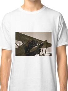 Vintage Bi Plane Classic T-Shirt