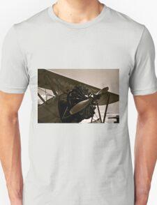 Vintage Bi Plane T-Shirt