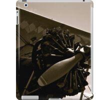 Vintage Bi Plane iPad Case/Skin