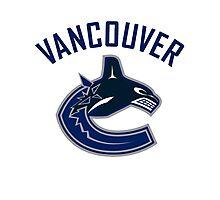 Vancouver Canucks Photographic Print