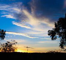 Sunset colours  by oshytaylor