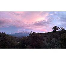 Mount Sopris Photographic Print