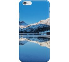 Frozen Blue Dreams iPhone Case/Skin