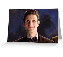 """Doctor Who """"Home"""" Greeting Card"""