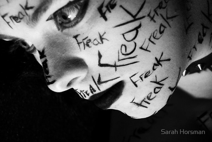 """Freak"" by Sarah Horsman"