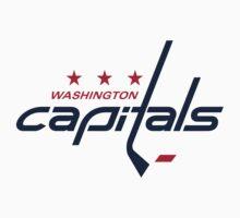 Washington Capitals One Piece - Short Sleeve