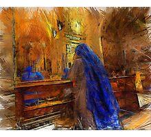 Nun  Photographic Print