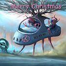 Merry Christmas by Tom Godfrey