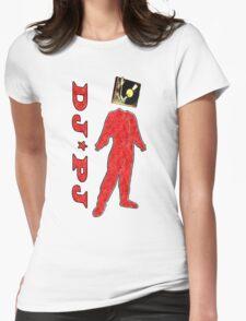 DJ*PJ Womens Fitted T-Shirt