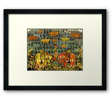 Elephant Dreams Framed Print