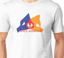 Space Animals Unisex T-Shirt